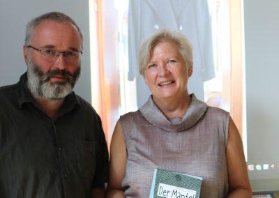 Autorenlesung mit Brigitte Jünger