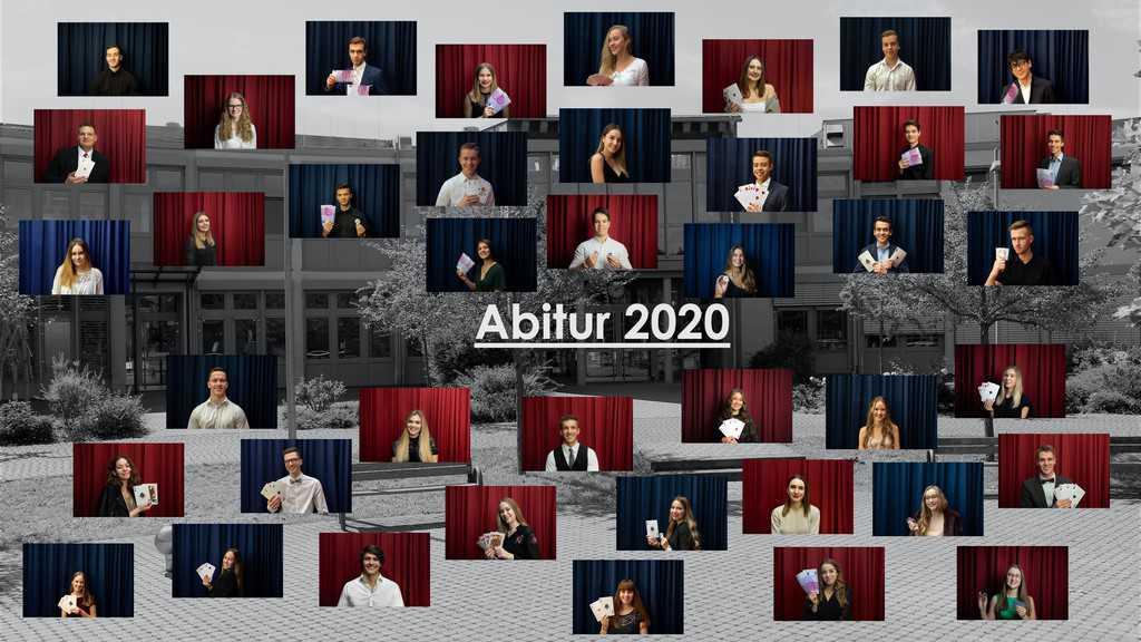 Unser Abiturjahrgang 2020