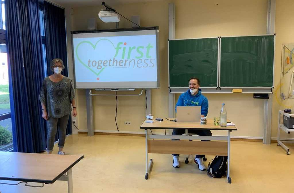 First-Togetherness: Gewaltprävention am DBG