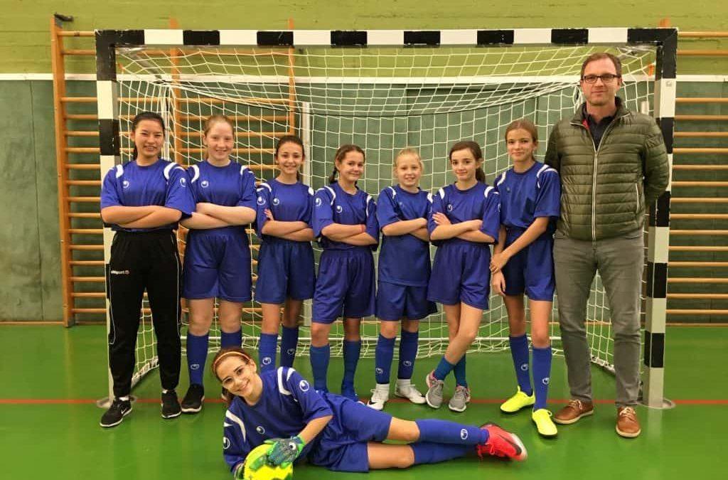 Eilmeldung: Großer Erfolg der DBG Mädchen-Fußballmannschaft beim Fritz Walter Cup
