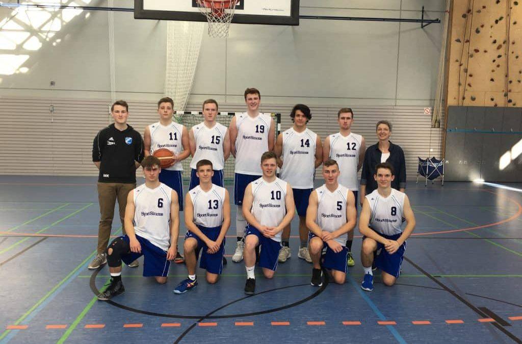 DBG-Basketballer erfolgreich im Regionalentscheid