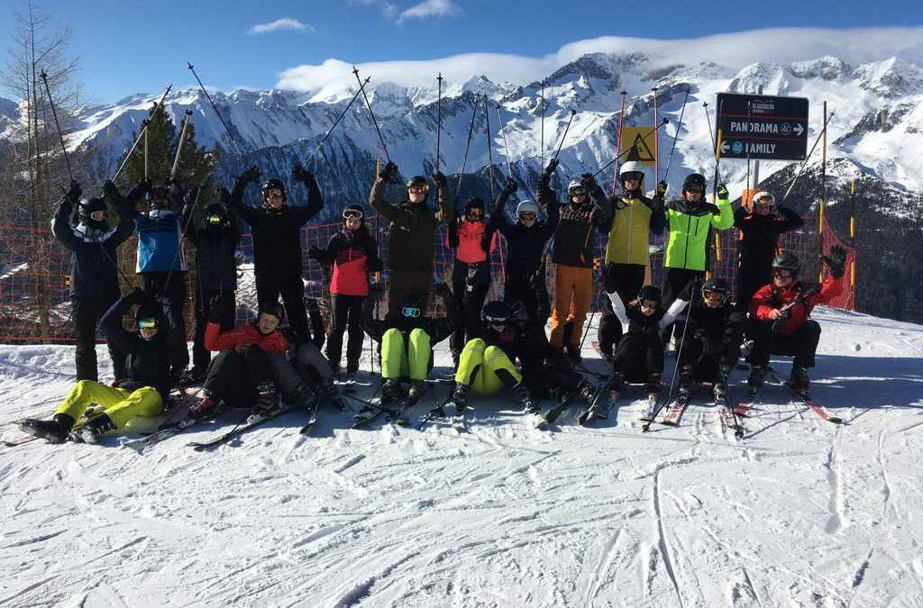Skischulfahrt 2020 – Rückblick